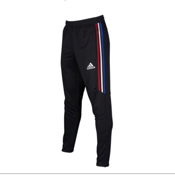 47615fd1da8a Adidas tricolor pants size S with tag!